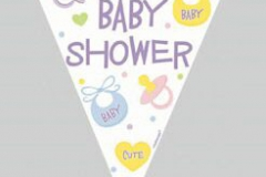 Baby pendant banner 3.65 mtr