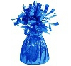 Balloon weight royal blue