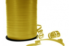 Gold 5mm curling ribbon