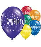 Congratulations print assorted coloured balloons jpg