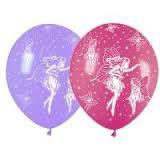 Fairy print balloons