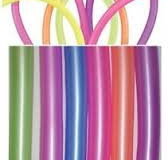 Neon assortment Qualatex modelling balloons