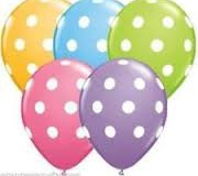Polka Dot balloon colours jpg