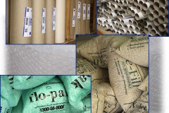 brown kraft paper assorted sizes