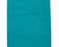 Plastic HDPE Bag 380mm (H) x 255mm (W) Packed in units of 1000 per carton in the Carnival Colour Beach Blue