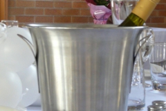 Wine buckets - stainless steel