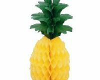 Centrepiece Honeycomb Pineapple (35cm) - Each