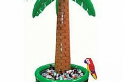 Inflatable Cooler Palm Tree (180cm High) - Each