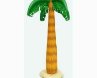 Inflatable Palm Tree 86cm Plastic - Each