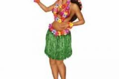 Jointed Hula Girl (1.5 Metres Tall) - Each