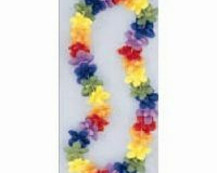Lei Flower Rainbow (101cm)