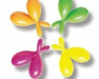 Maracas Neon Assorted - 18cm - Pack of 2