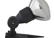 Clear flood lights