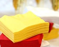 ABC napkins