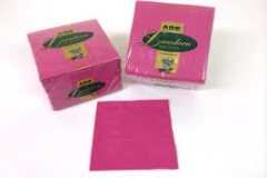 Hot Pink dinner or lunch napkins