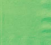 Light Green dinner napkins