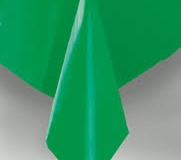 Mountain green rectangle tablecloth