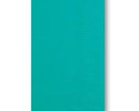 Turquoise lunch and dinner napkins