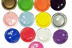 Par16 Plastic Plates 9inch  x25