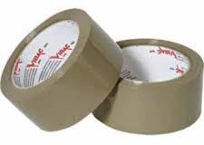 48mm brown Vibac tape