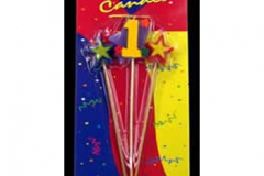 1 star candle set