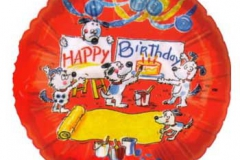 Add a number birthday 45cm foil
