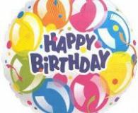 Sparkling balloons 45cm foil balloon q78155