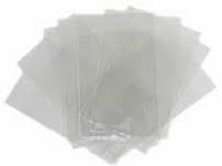 Cellophane bags in assorted sizes