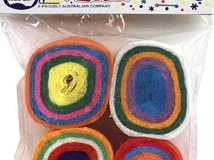 Streamers assorted roll pack