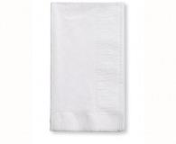 Silver 2 ply dinner napkins