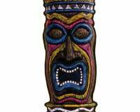 Decoration Tiki Island. Plastic (53cm) - Each