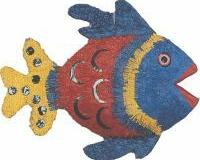 Pinata Angel Fish
