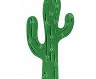 Mexican cactus foil cutout