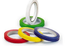 12mm coloured tape suitable for bag sealing machines